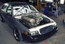 Ford Rolls-Royce