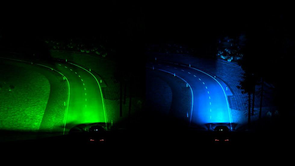 Ford Smart Headlights 2021