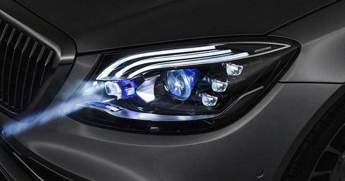Ford Smart Headlights