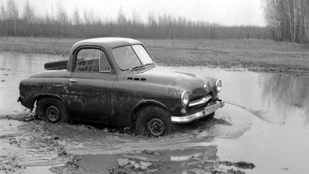 ГАЗ-М73