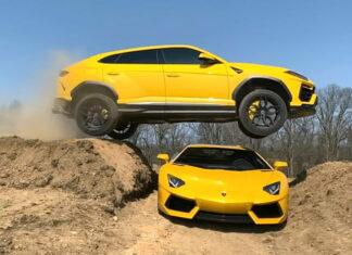 Lambo jump