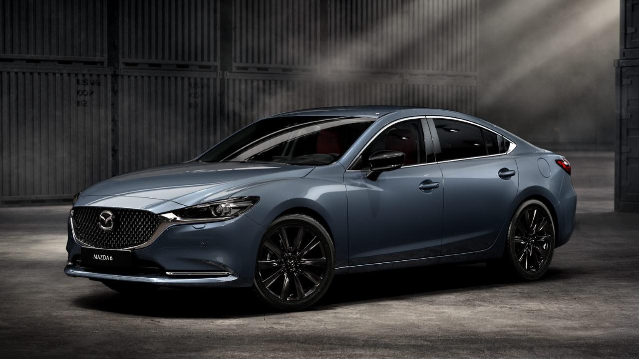 Mazda6 Turbo