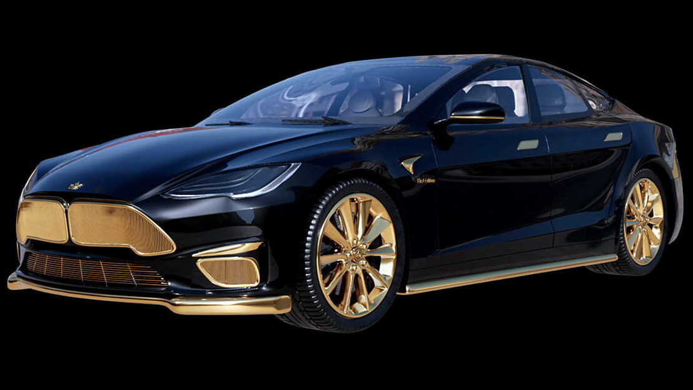 Tesla Model S Caviar