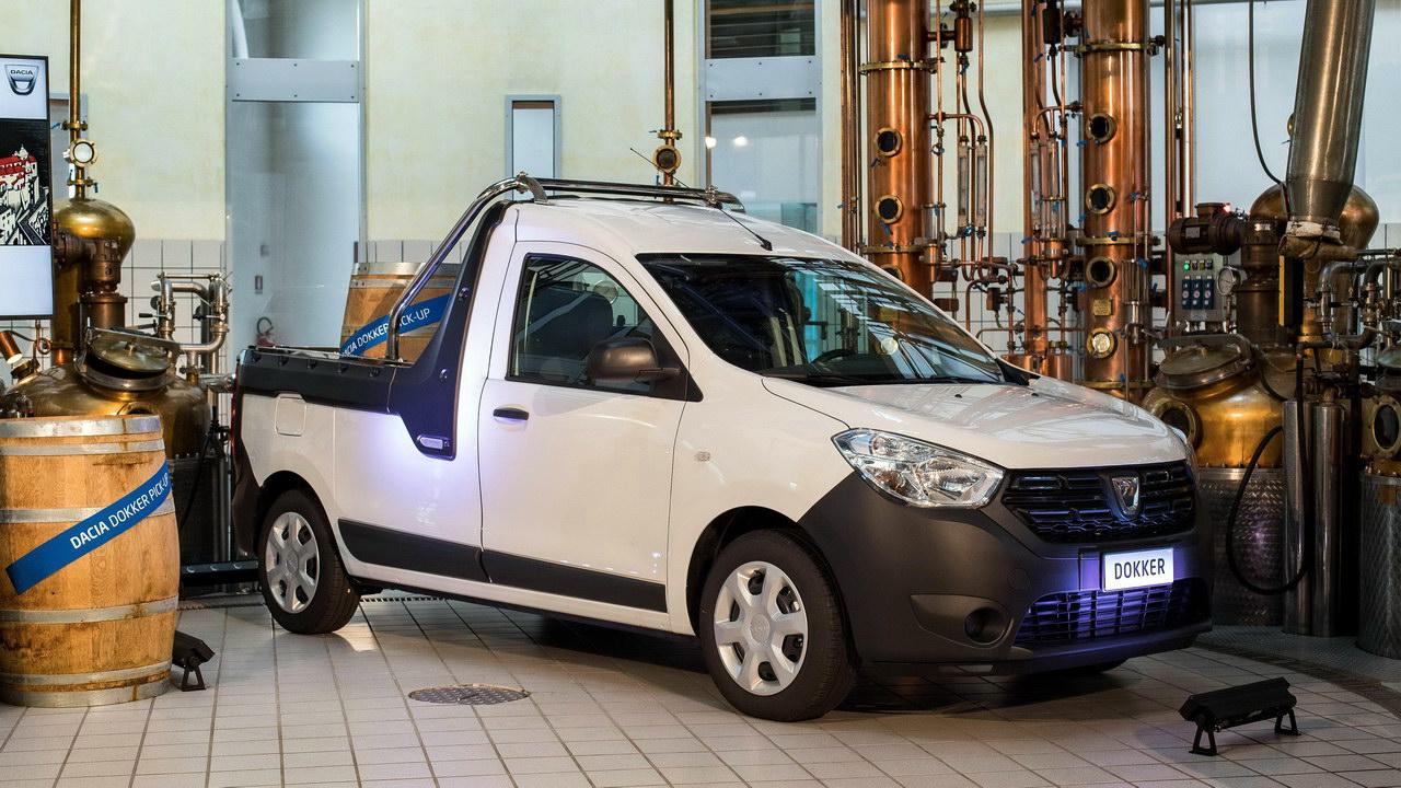 Dacia Dokker Pickup