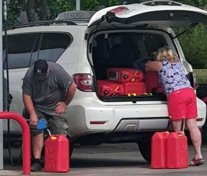 Gasoline USA