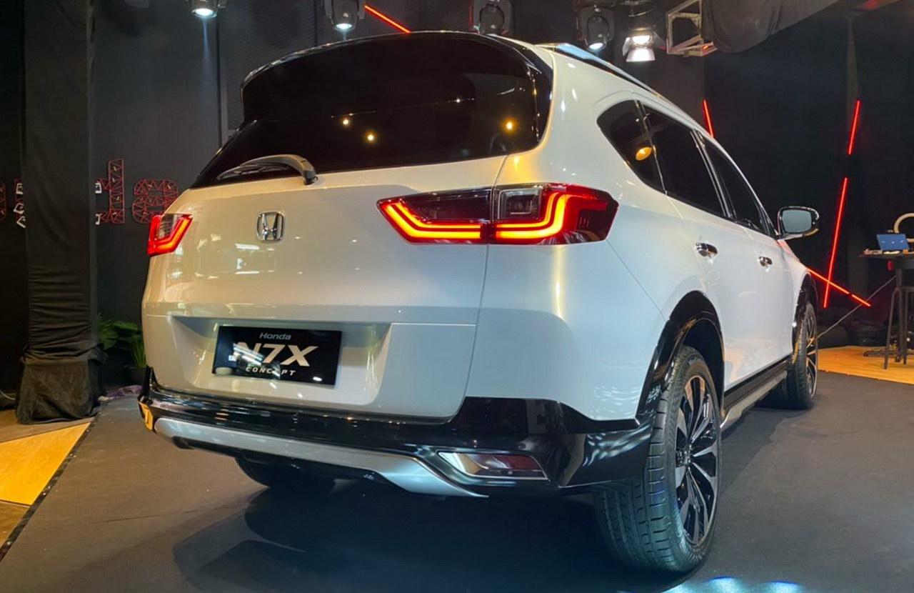 Honda N7X