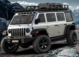 Jeep Vangler