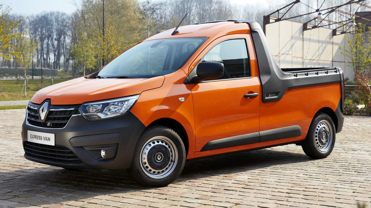 Renault Express pickup