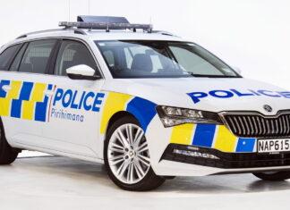 Skoda Police