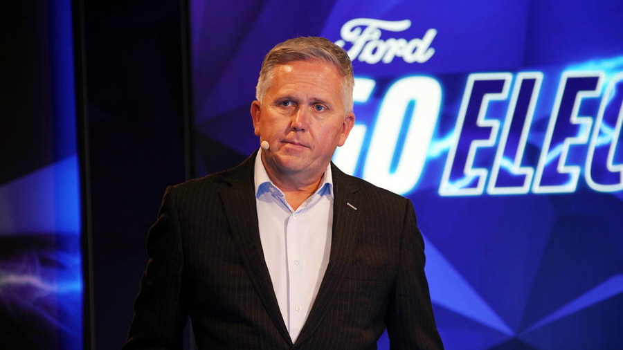 Ford of Europe