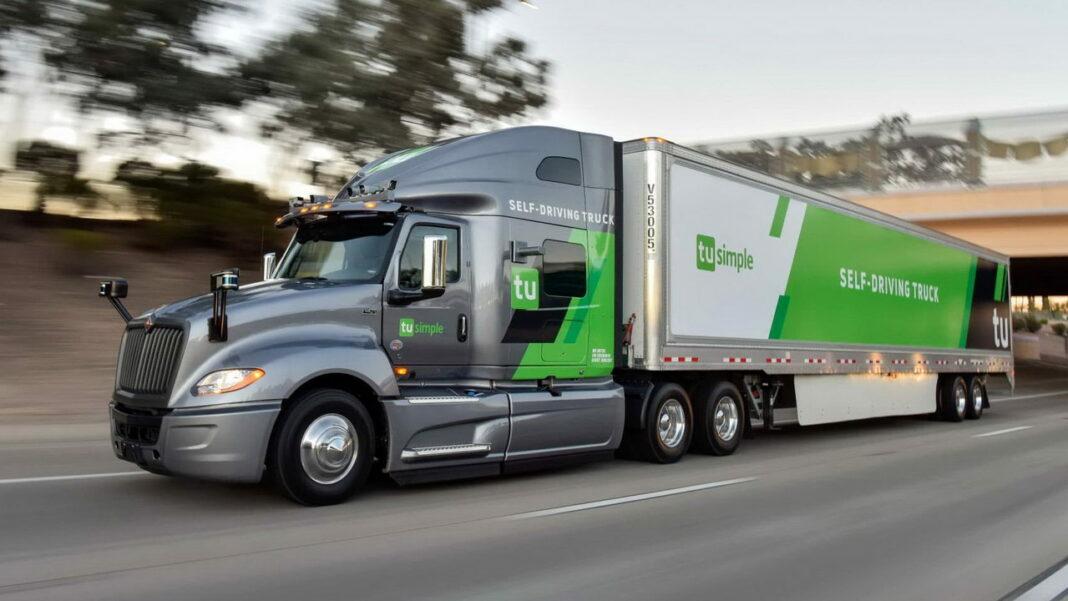 TuSimple Truck