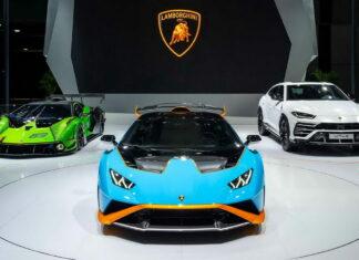 Volkswagen Group Lamborghini