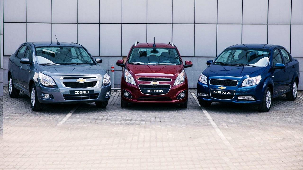 Chevrolet 3 Models