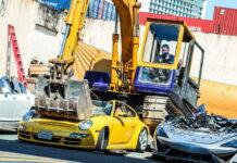 crash supercars