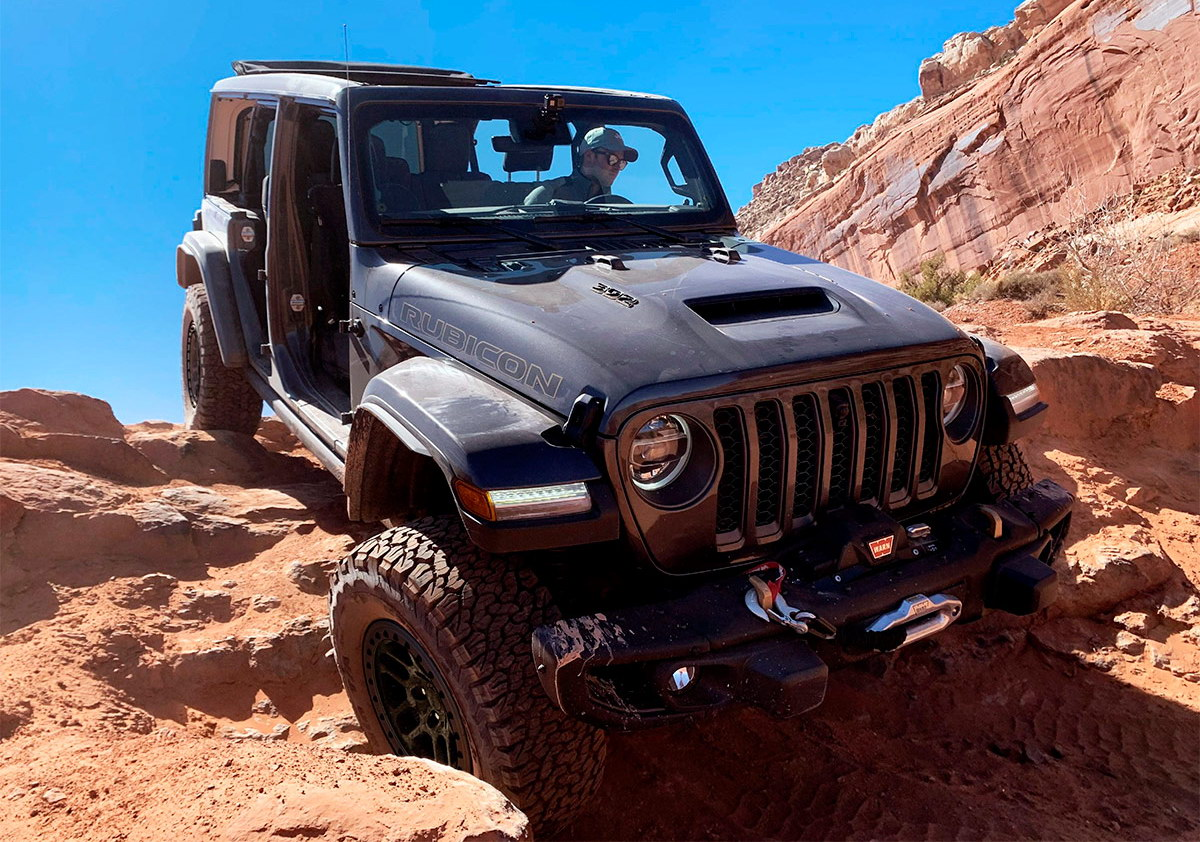 Jeep Wrangler Xtreme Recon
