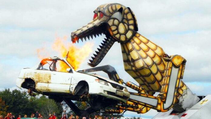 Megasaurus Transformer