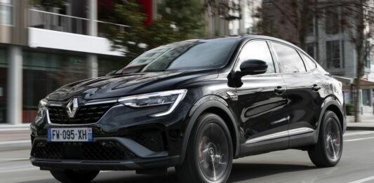 Renault Arkana hybrid