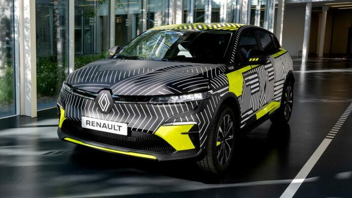Renault Megane E-Tech