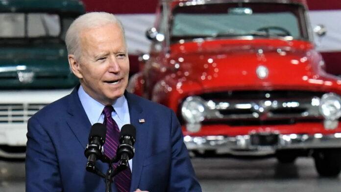 Biden automakers