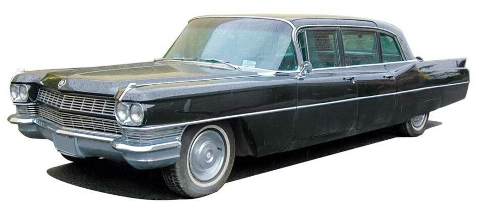 Cadillac Fleetwood Series 75