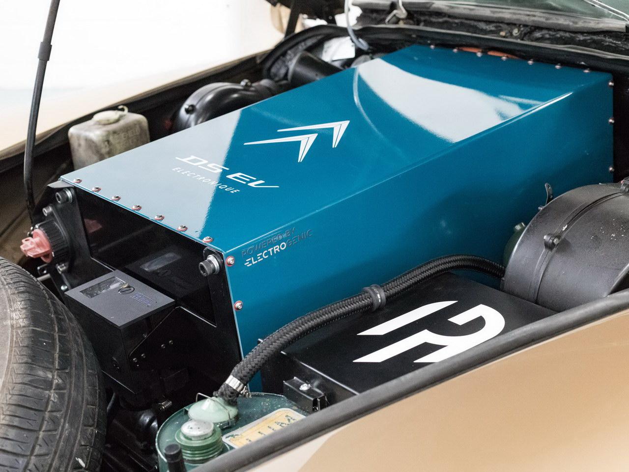 Citroen DS EV