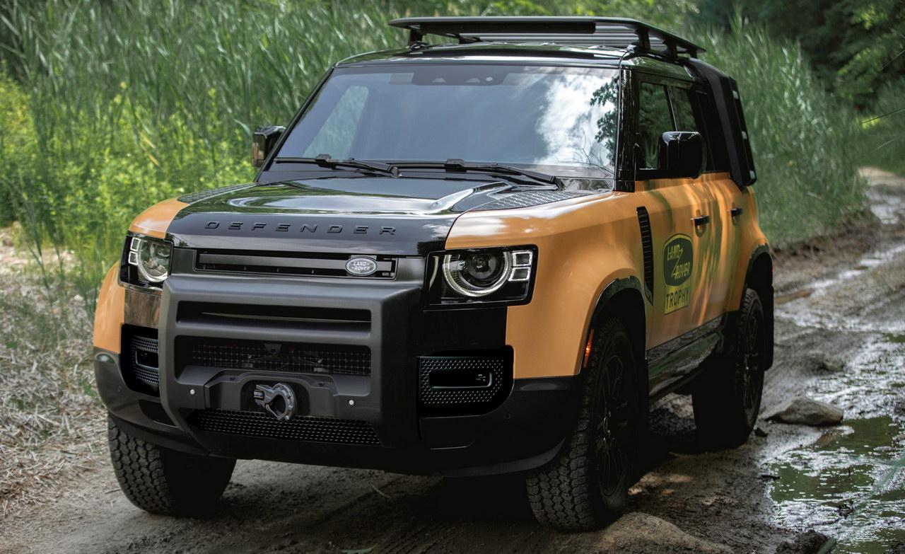 Land Rover Defender Trophy
