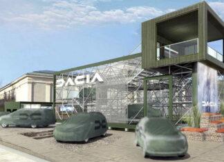 Seven-Seat Dacia Logan