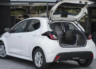 Toyota Yaris Ecovan
