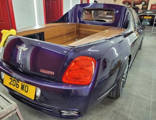 Bentley Flying Spur Pickup