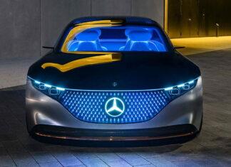 Mercedes–Benz EQS