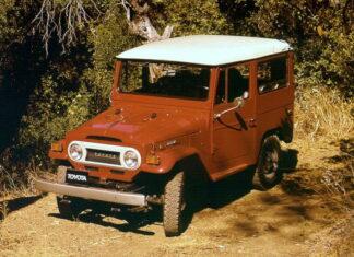 Toyota Land Cruiser 40-series