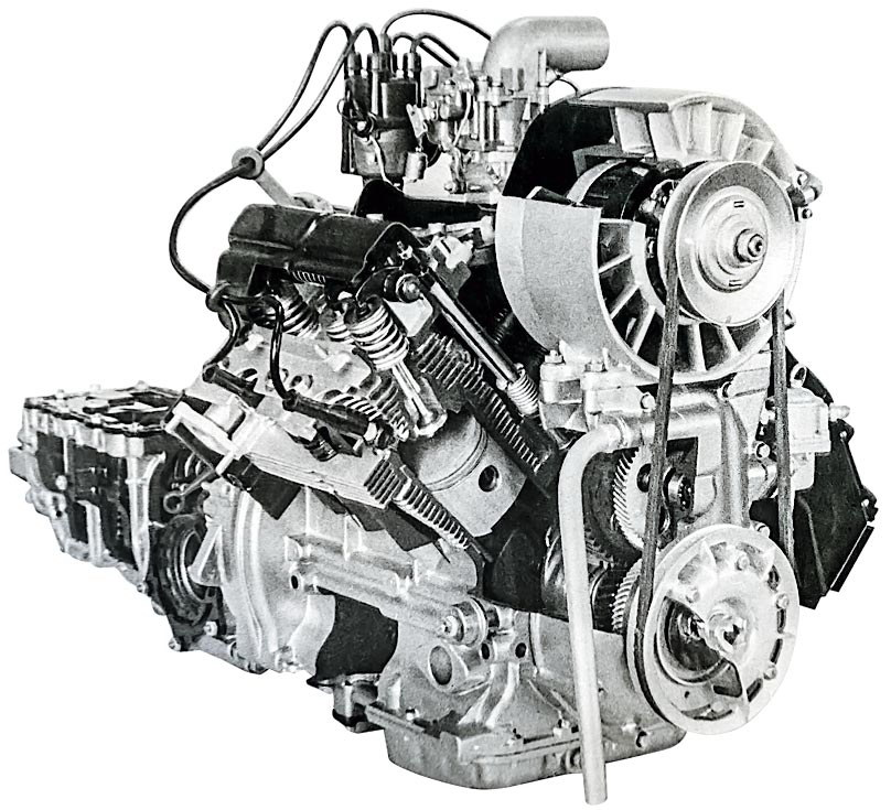 ЗАЗ-966 engine