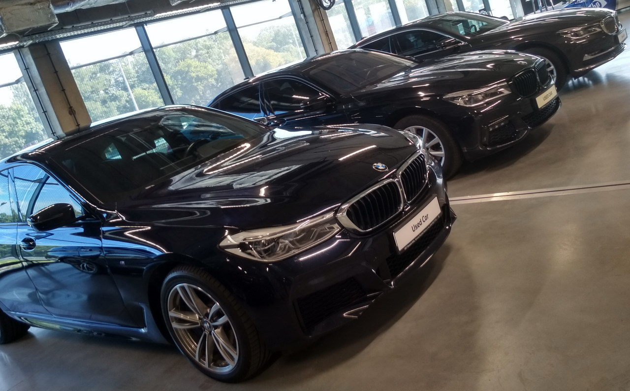 BMW PS