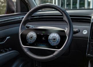 Hyundai steering
