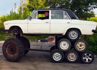 Lada 14 wheel
