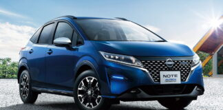 Nissan Note Crossover